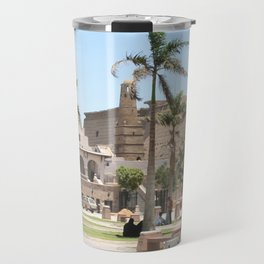 Temple of Luxor, no. 16 Travel Mug