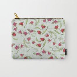 Floral #1 Carry-All Pouch