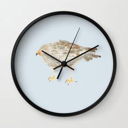 Buzzard  Wall Clock