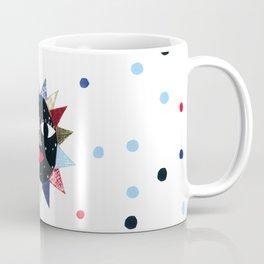 Folk Sun Coffee Mug