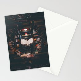 MAGIK LIBRARY Stationery Cards