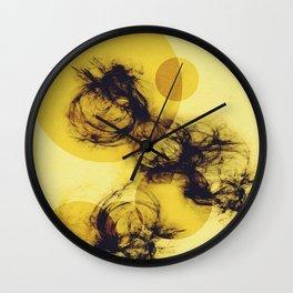 Minimalist Geometric Art Wall Clock