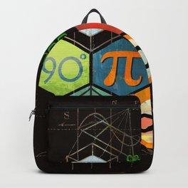 Math Game in black Backpack