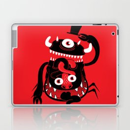 Mister Monster Laptop & iPad Skin