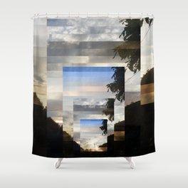 Dawn, Hayling Island 13. Shower Curtain