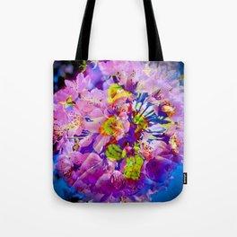 flowers magic Tote Bag