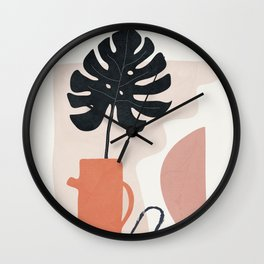 Still Life Art VII Wall Clock