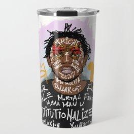 Kendrick Lamar Travel Mug