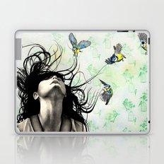 Take Me Away Laptop & iPad Skin
