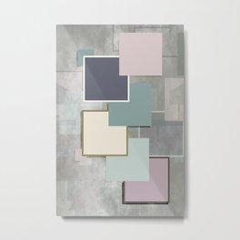 Abstract 2018 003 Metal Print