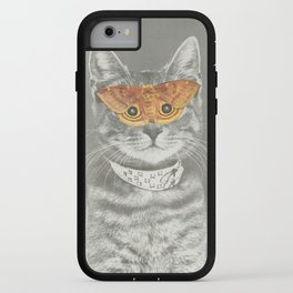 The cat's eyes have it iPhone Case