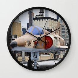 1976 Israeli Kfir C-2 Wall Clock