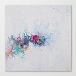 Color Webs Canvas Print
