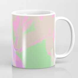 Oil Slick Roses Coffee Mug