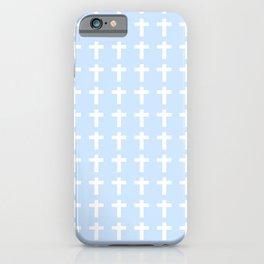 Christian Cross 32 iPhone Case