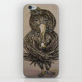 New Crow iPhone Skin