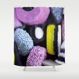 All Sorts Shower Curtain