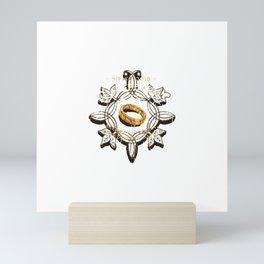 Ringbearer & Co Mini Art Print