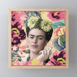 Frida Kahlo VI Framed Mini Art Print
