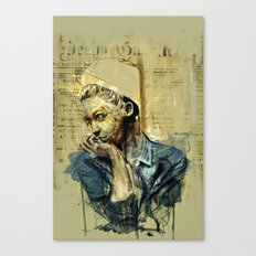 betty Canvas Print