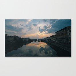 Florence/Firenze Canvas Print
