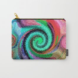 Sticky Love Mosaic Carry-All Pouch