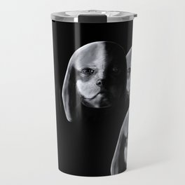 With the Beagles (Remastered) Travel Mug