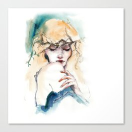 November mood Canvas Print