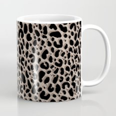 Leopard Ikat Mug