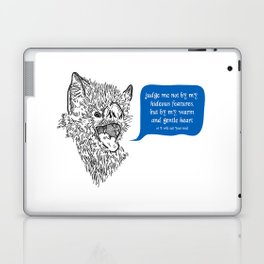 A Beast's Beseechment Laptop & iPad Skin