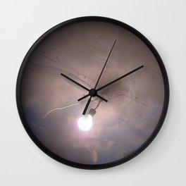 Expulsion Wall Clock