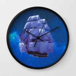 Flying Dutchman Wall Clock
