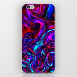 Blacklight iPhone Skin