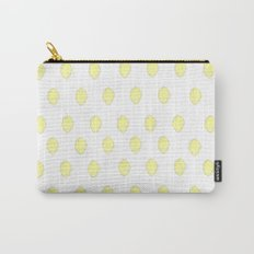 Sweet Citrus Carry-All Pouch