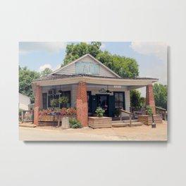 Whistlestop Cafe  Metal Print