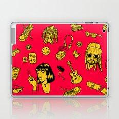 The Nineties Laptop & iPad Skin