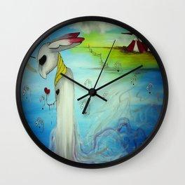 Circus Town Wall Clock