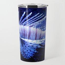 Sea World Lion Fish Travel Mug
