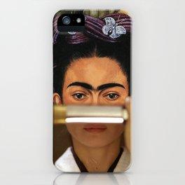 Kill Bill's O-Ren Ishii & Self Portrait iPhone Case