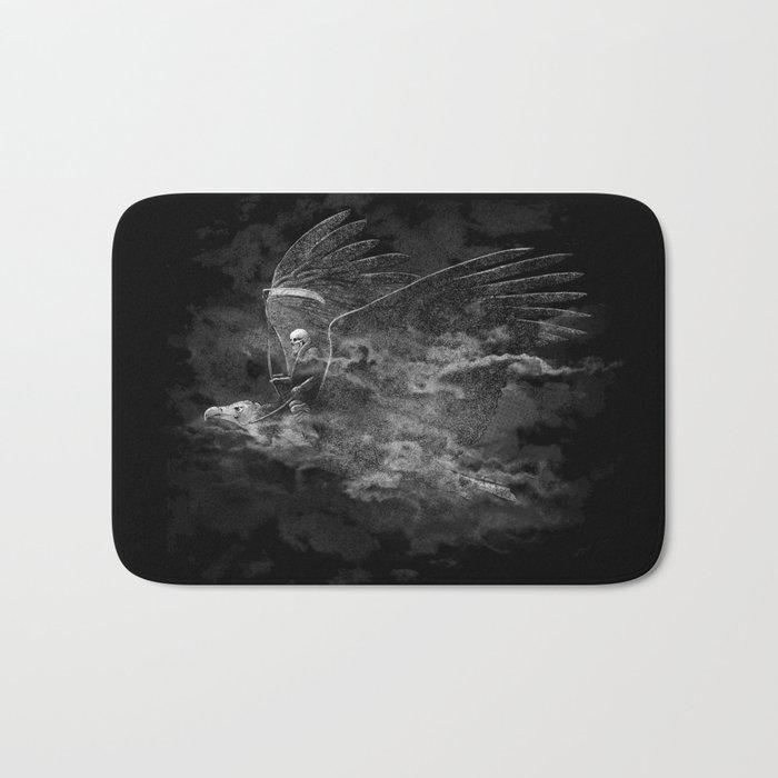 Reaper's Ride Bath Mat