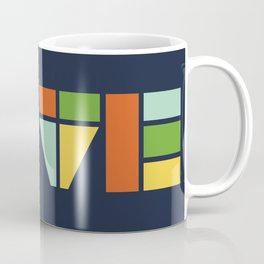 Love is Coffee Mug