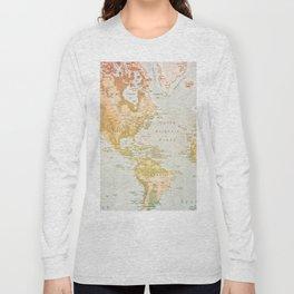 Pastel World Long Sleeve T-shirt