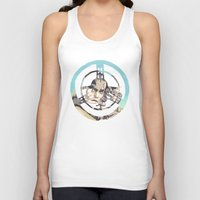 mad max Tank Tops featuring Mad Max by Sarah Kamada