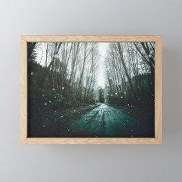 Find Yourself Framed Mini Art Print