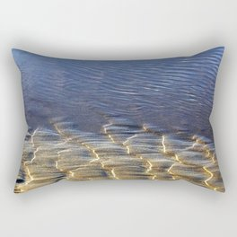 Sun, Sand, & Water Rectangular Pillow
