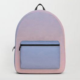 Rose Quartz & Serenity Crystalized Ombre Backpack