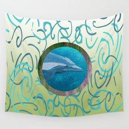 Dolphin Dreams Wall Tapestry