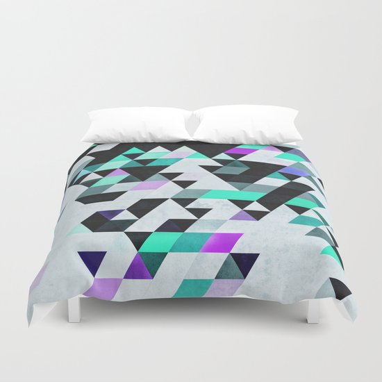 Xyan Tryp Duvet Cover