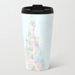 Castle of Sleeping beauty Travel Mug