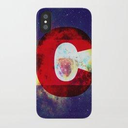 Colorado Flag/Galaxy Print iPhone Case